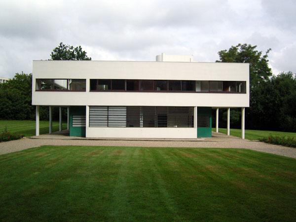 Arquitectura de francia gu a blog francia - Arquitecto le corbusier ...