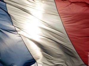 Bandera de Francia, la tricolor