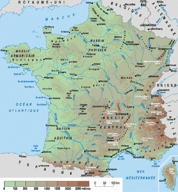 Rios De Francia Guia Blog Francia