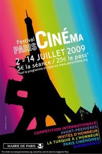 Festival de cine en París durante el verano