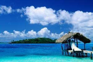 La Francia de Gauguin, la farncia de Polinesia. Bora Bora, idílico. Playas y calma en las antípodas