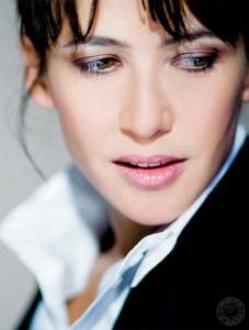 La bella actriz Sophie Marceau, una de las grandes de la nueva generación actrices francesas