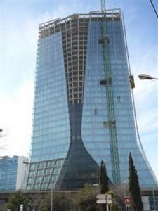 Torre CMA-CGM ya casi terminada. Marsella renueva su fachada marítima