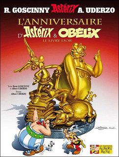 50 aniversario del galo más internacional. Asterix regresa con su álbum número 34.