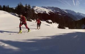 Val d?azun es la estación nórdica de los Pirineos. Cómoda, cercana, llena de actividades.