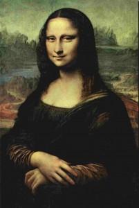 La Gioconda. Gran atractivo del Louvre.