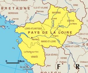 Castillos Del Loira Mapa.Mapas Del Valle Del Loira Guia Blog Francia