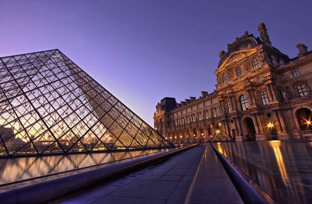 Museos en par s el louvre gu a blog francia for Comida mas famosa de francia