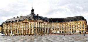 Museo de la aduana en la precios Place de la Bourse.