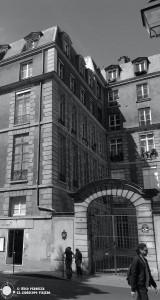 Calles de París, una ciudad abierta y libre, su verdadera luz. ©Íñigo Pedrueza.