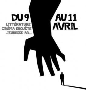 Cartel del festival de Lyon, uno de lso más imporntantes de Europa