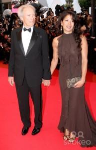 Clint Eastwood recibió un premio a su carrera en ocasión del 61 aniversario del Festival de Cannes, en 2008.