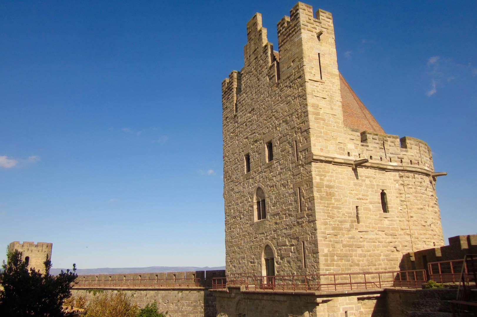 La torre. ©M. Calvo.