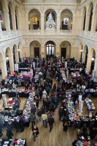 Quais du Polar, Festival del género negro en Lyon. Cine, literatura, comic y grandes autores que visitan la ciudad y hablan de sus obras.
