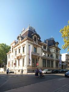 Museo Lumière, dedicado al septimo arte.