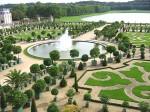 Espacios naturales en el Palacio de Versalles