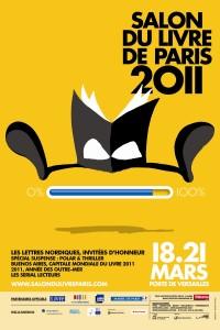 Salón del Libro de París 2011: Policíaco escandinavo y Buenos Aires