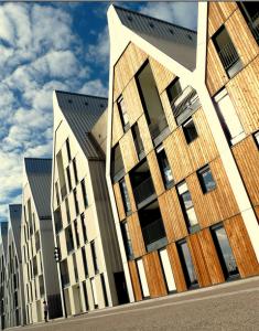Ecobarrios en Francia, nueva arquitectura urbana