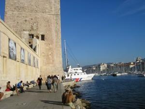 Entretenimiento en Marsella