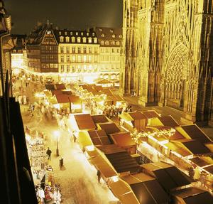 Comienza la magia de los mercados de Navidad en Estrasburgo y en París