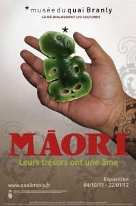 Los Maorís y Nueva Zelanda en el Quai de Branly de París