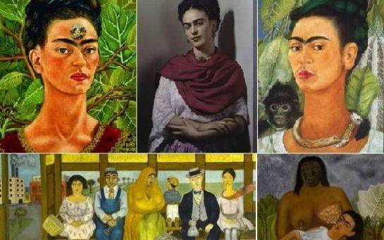 Diego Rivera y Frida Kahlo de nuevo juntos en el Museo de la Orangerie de París.