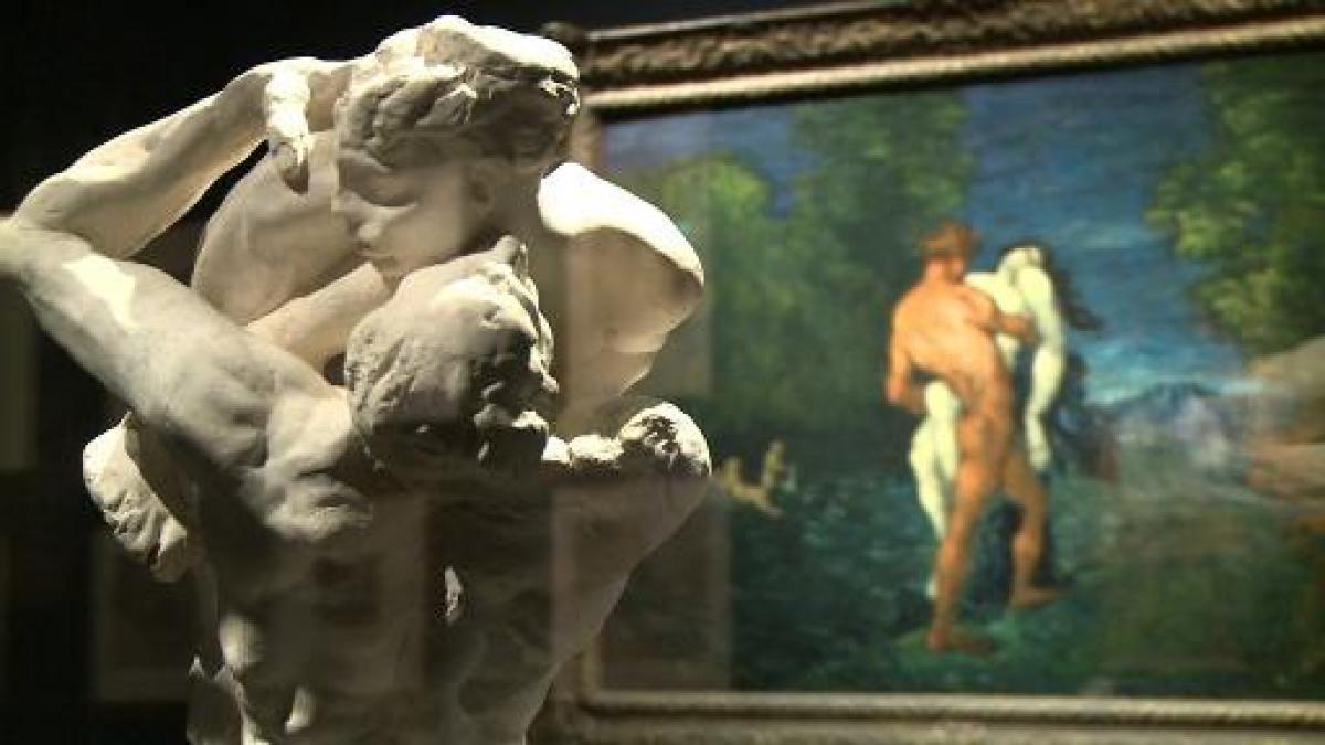 El deseo en la obra de Rodin tal vez una huella de la influencia del marqués de Sade.