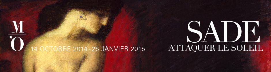 Interesante exposición sobre el marqués de Sade en el Museo de Orsay de París.