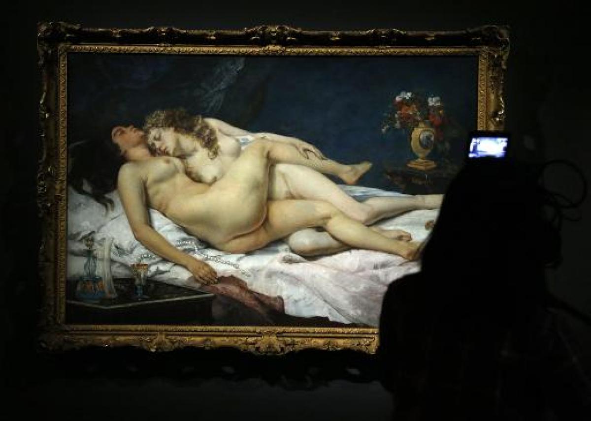 Sade en el Museo de Orsay o cómo el marqués revolucionó la pintura